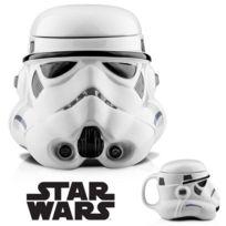 Zeon - Mug 3D Stormtrooper Céramique Star Wars avec Couvercle