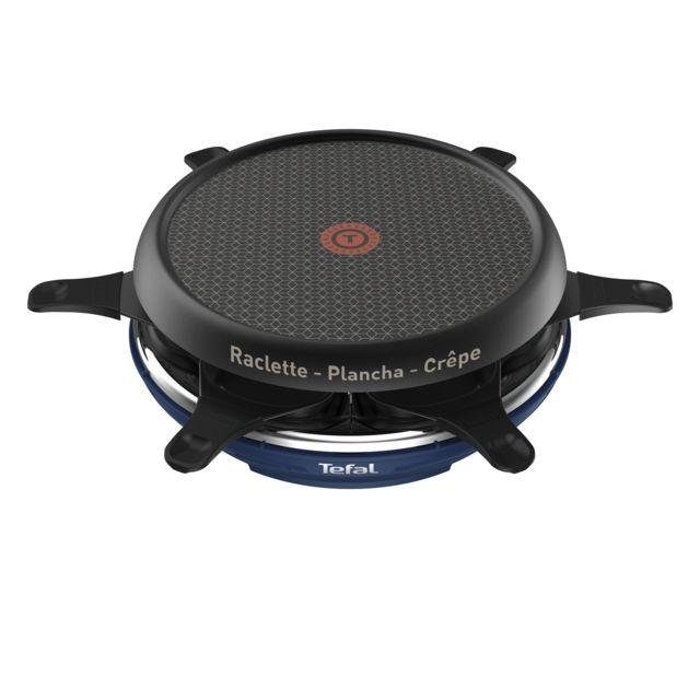 TEFAL Raclette Colormania - RE12A412 - Bleu