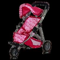 Lorelli - Poussette pour poupée 3 roues