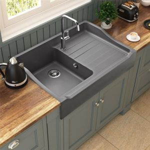kumbad vier poser granit gris k mbad tamarin 1 bac 1 gouttoir pas cher achat vente. Black Bedroom Furniture Sets. Home Design Ideas