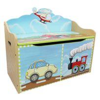Fantasy Fields - Coffre à jouets Transport