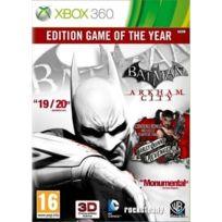 Warner Bros. Games - Batman : Arkham City - Game Of The Year Edition
