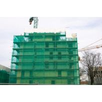 ALTRAD - Filet d'échafaudage vert - P6215