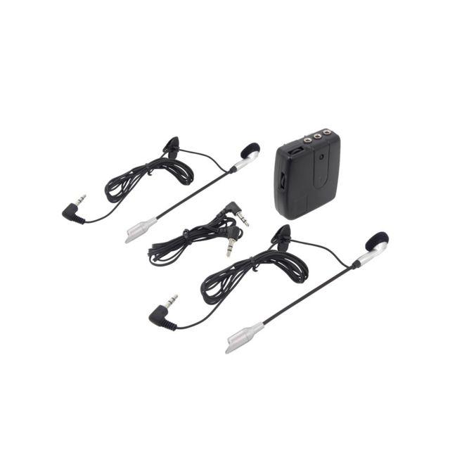carpoint interphone intercom intercommunion kit mains libres pour deux casques moto v lo pas. Black Bedroom Furniture Sets. Home Design Ideas