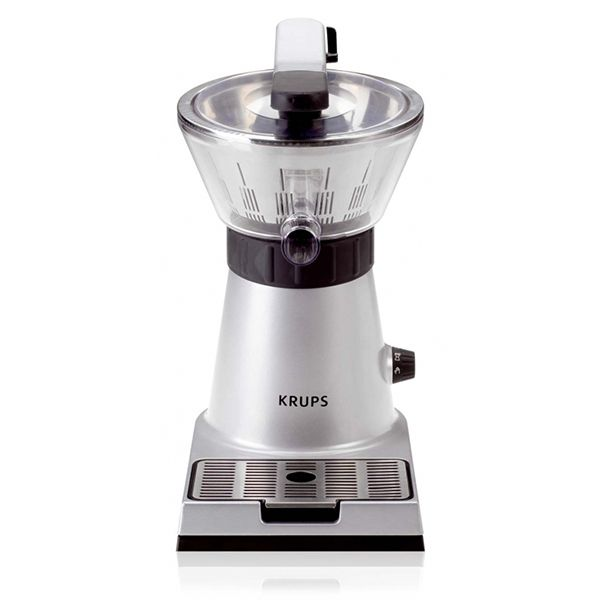 KRUPS presse-agrumes 115w métal - zx7000