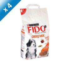 Purina - Fido Senior : Viandes, Céréales, Légumes - 3 Kg x1 Pour chien junior