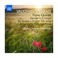 Naxos - Ralph Vaughan Williams