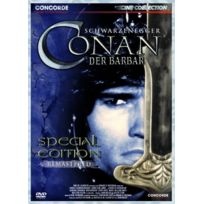 Concorde Home Entertainment Gmbh - Conan The Barbarian IMPORT Allemand, IMPORT Dvd - Edition simple
