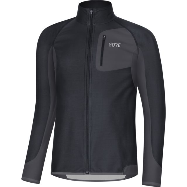 Gore Maillot manches longues R3 Partial Windstopper
