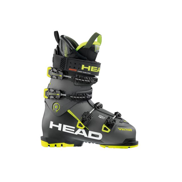 cd911f13f4 Head - Chaussures De Ski Vector Evo 130s Anth/black-yellow - pas cher Achat  / Vente Chaussures ski - RueDuCommerce