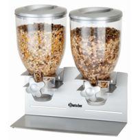 Bartscher - Double distributeur de cereales