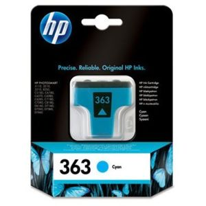 hp ink cartridge cyan no363 pas cher achat vente pack de cartouches noires et couleurs. Black Bedroom Furniture Sets. Home Design Ideas