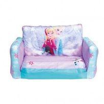 La Reine Des Neiges - Canapé lit gonflable Reine des Neiges