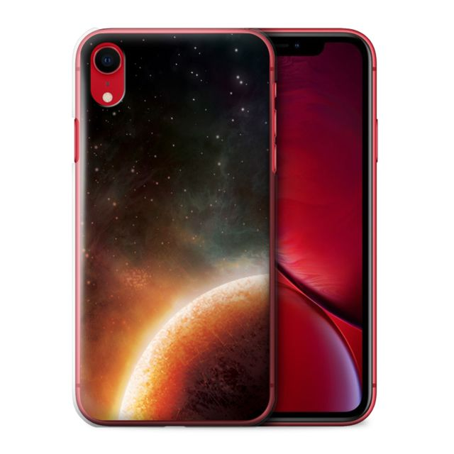 coque iphone xr cosmos