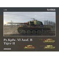 Eduard - Profipack 1:35 - Pz.KPFW. V1 Ausf. B Tiger 11 - EDK3715