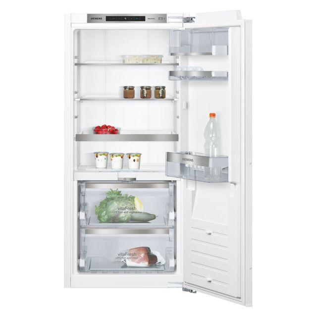 SIEMENS réfrigérateur 1 porte intégrable à pantographe 187l a++ softclose - ki41fad30