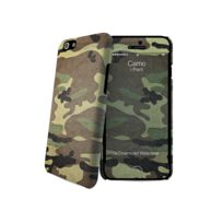 I-PAINT - Coque ''Hard Case'' pour Iphone 6 + Film de protection - Camouflage