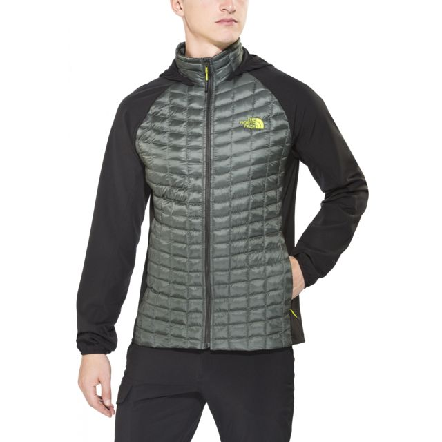 North Thermoball The Vertnoir Homme Face Doudoune Hybrid FwqaxB16qp