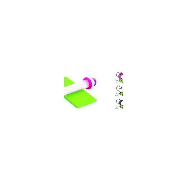 Ibili Rouleau Nylon 37 Cm Silicone Ajustable