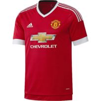 Adidas performance - Manchester United Fc Rouge Maillot Club Homme Football