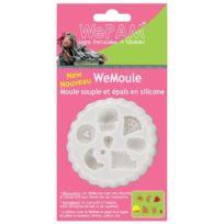 Wepam - Wemoule Pf00MD04 Porcelaine À Modeler Multi GÂTEAUX