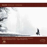 Gramola - Hans Gal - Concerto pour violon, Sonates pour violon