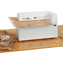 Hsm - matelasseur à cartons 230v - profipack 400