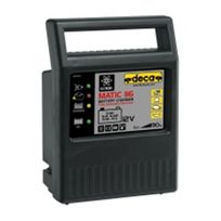 Deca - Chargeur De Batterie Automatique 12V