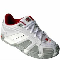 Globe - Baskets Skate shoes collector Gershon Mosley 4 White Ice Gray