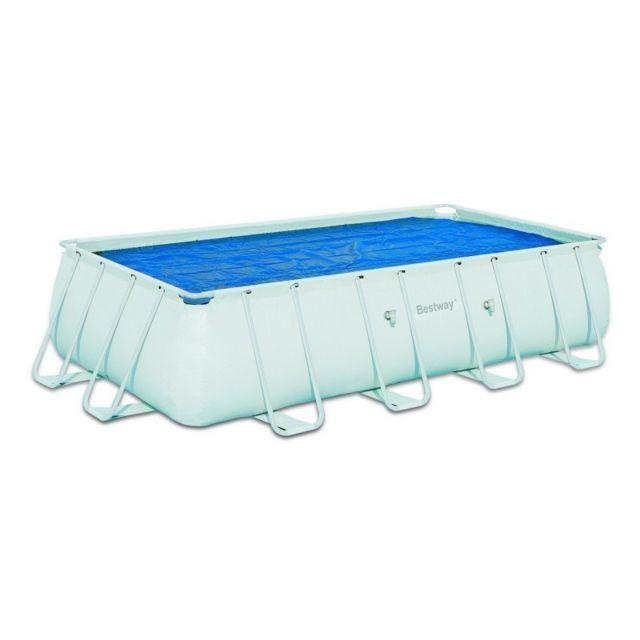 bestway b che t pour piscine rectangulaire tubulaire. Black Bedroom Furniture Sets. Home Design Ideas