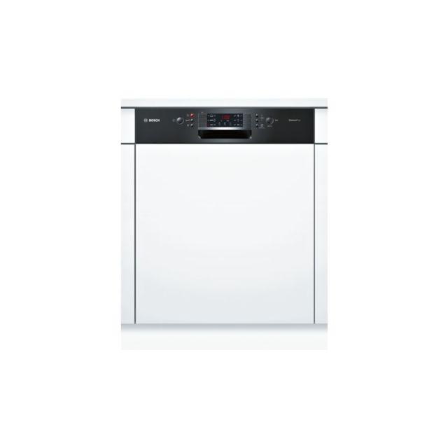 Bosch Lave-vaisselle SilencePlus - SMI46AB01E - Noir