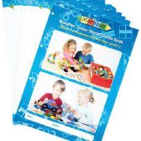 Morphun - guide d'activités pour les briques junior , 60 pages, format a4