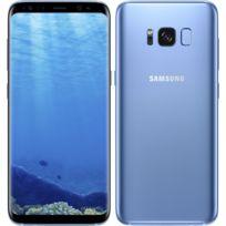 Samsung - Galaxy S8 - 64 Go - Bleu Océan