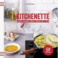 First - kitchenette ; tout cuisiner dans moins de 5m2