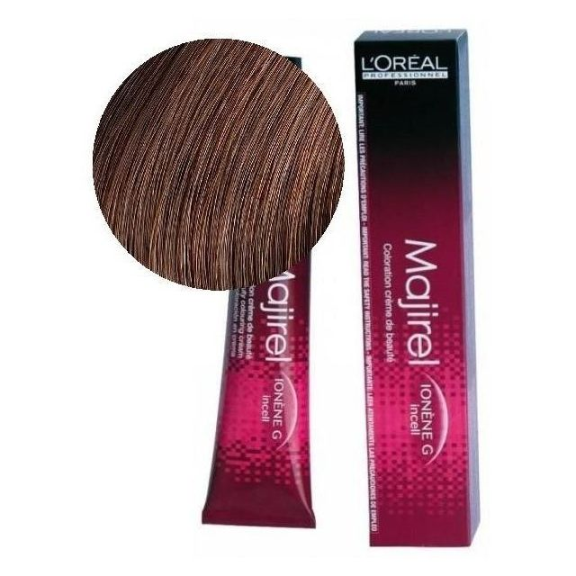 Loreal Professionnel Coloration Majirel French Brown 50 Ml 7041