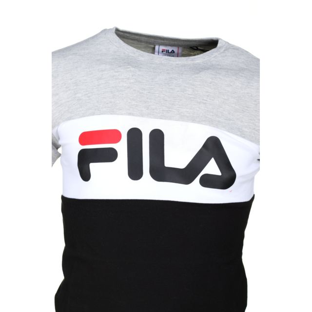 Fila 687192 Classic Day A220 Greyblack pas cher Achat