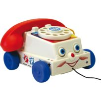 Davidson / Fisher Price - Téléphone Fisher Price Vintage
