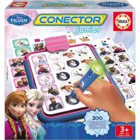 Educa - Jeu éducatif Conector : La Reine des Neiges Frozen