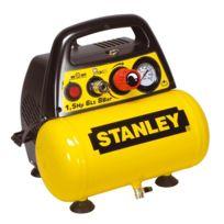 Stanley - Compresseur Coaxial sans huile 6L 1,5HP