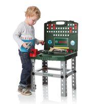 Theo Klein - Bosch - Etabli de bricolage pliable enfant