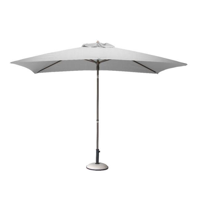 proloisirs parasol rectangulaire 3x2m pas cher achat. Black Bedroom Furniture Sets. Home Design Ideas