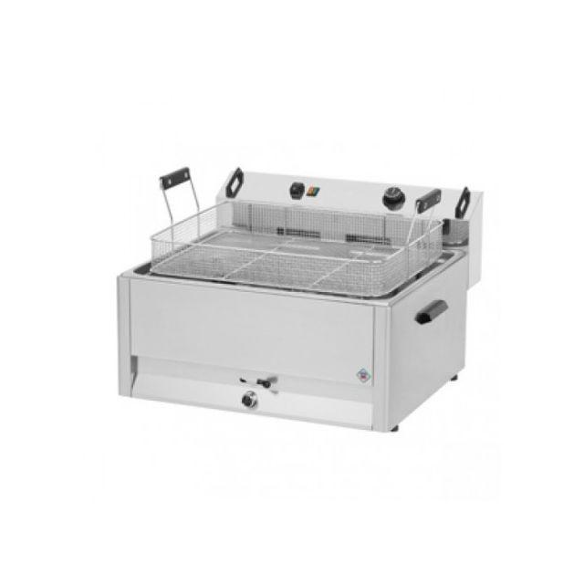 Combisteel Friteuse à beignets électrique - 16 litres