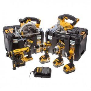dewalt pack 6 outils dck699m3t 18v xr 3 x 4 0ah li ion. Black Bedroom Furniture Sets. Home Design Ideas