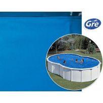 Gre Pools - Liner bleu Gre Pool pour piscine en huit - 5 x 3,10 x 1,20 m