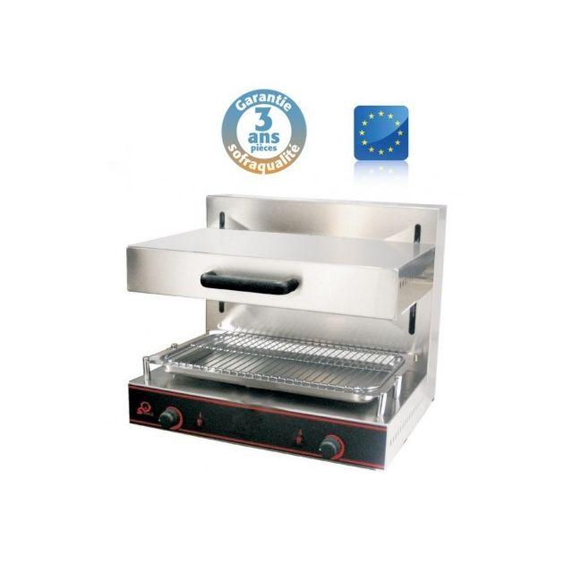 Sofraca Salamandre Professionnel de Cuisine L60 - Electrique - Plafond mobile
