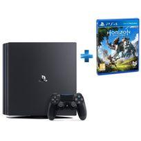 PS4 Pro - 1To + Horizon Zero Dawn - PS4