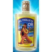 Monoi La Tahitienne - Gel pailleté Or, parfum tiaré, La Tahitienne