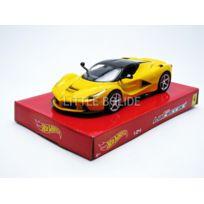 Hotwheels - MATTEL Ferrari LaFerrari - 2013 - 1/24 - Bly63