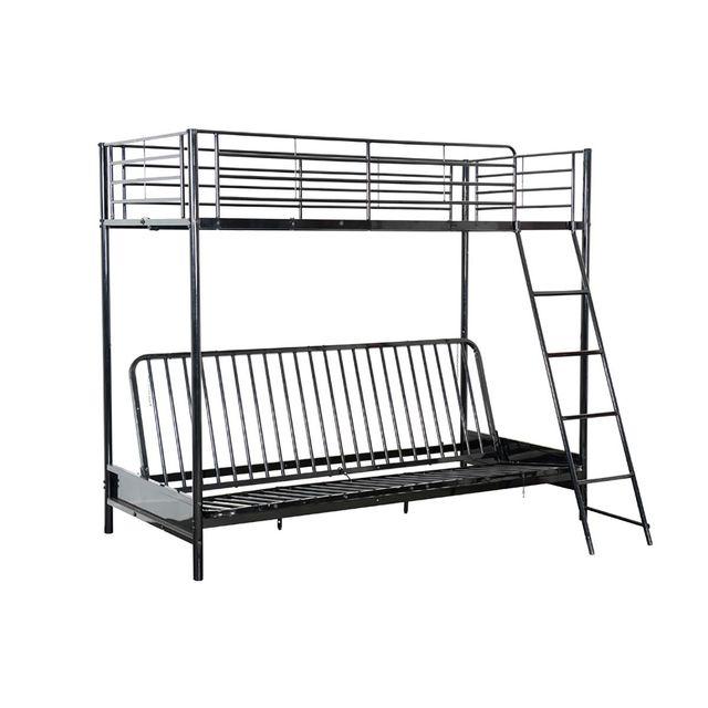 altobuy clic go mezzanine 90x190cm banquette lit pas cher achat vente structures de. Black Bedroom Furniture Sets. Home Design Ideas