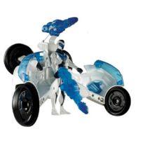 Max Steel - Mattel moto turbo + figurine mattel